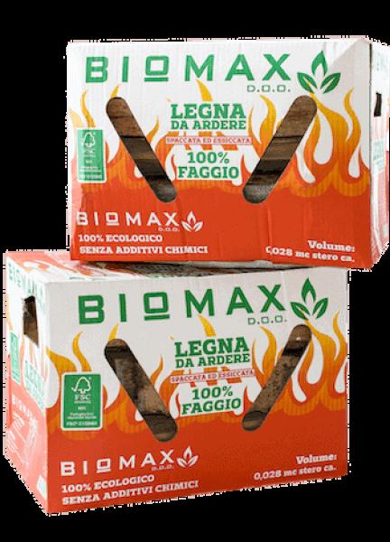 Drva u kutiji - Biomax -2