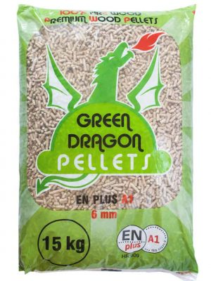 Green Dragon peleti