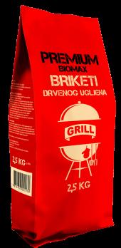 Premium biomax Briketi